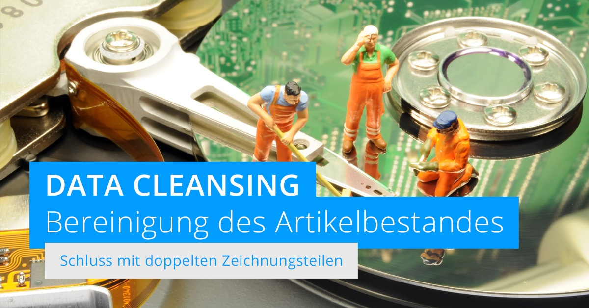 Data Cleansing mit Simuform Similia 4.0