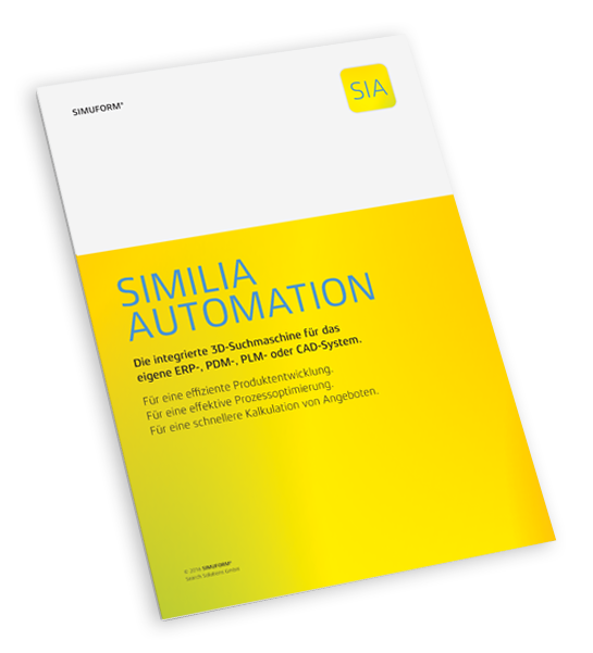 SIMILIA AUTOMATION von SIMUFORM
